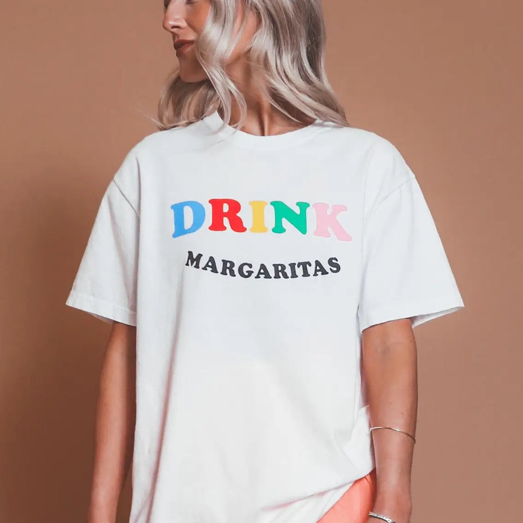 Drink Margaritas Graphic Tee