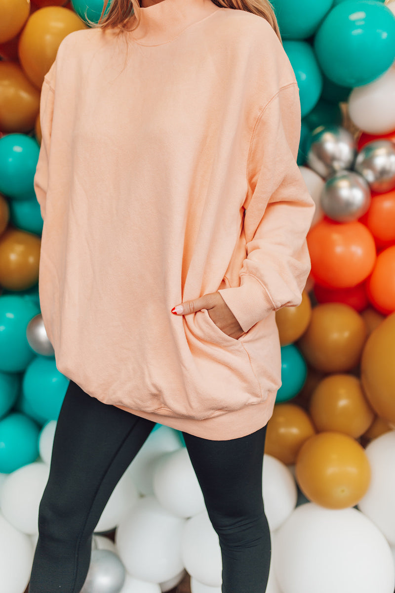 Sweet As Sorbet Tunic