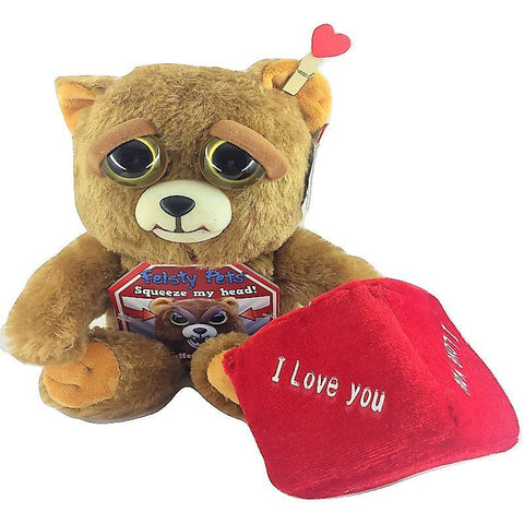 Feisty Pet Bear - Valentines Special