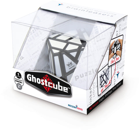 Ghost Cube by Meffert's - Brain Teaser and Puzzle from Recent Toys