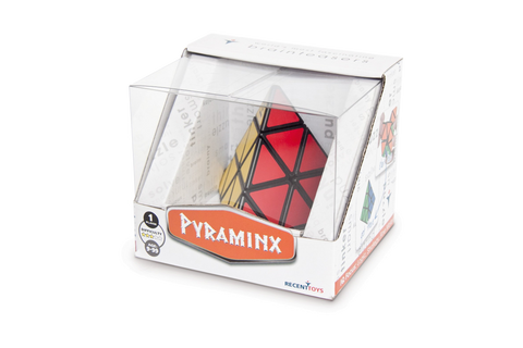 Pyraminx from Meffert's - Brain Teazer 3D Puzzle from Recent Toys