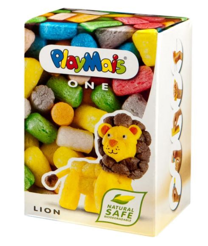 PlayMais® Classic ONE LION