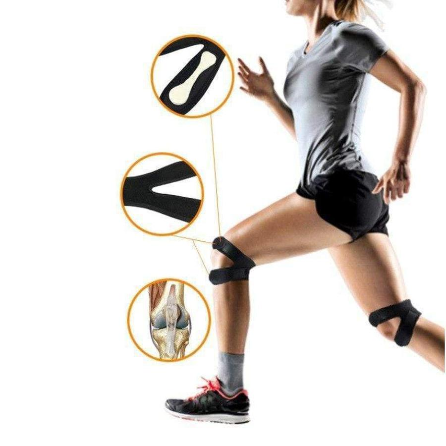 Patellar Tendon Strap Torn Meniscus Knee Brace