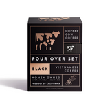 Copper Cow Coffee Straight Up Coffee