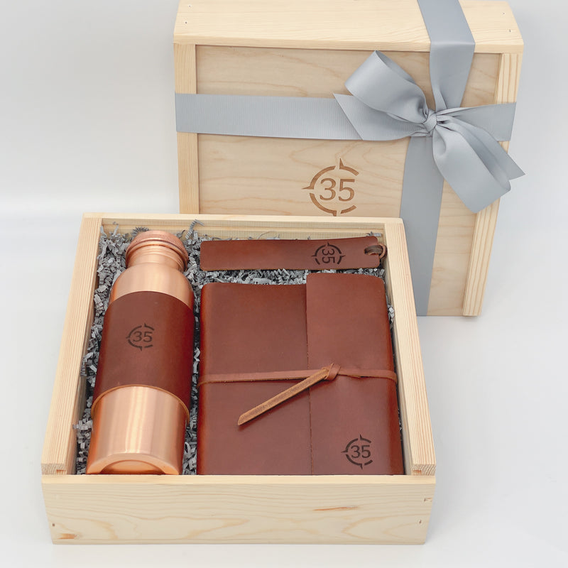 Latitude 35 Adventurers Gift Box