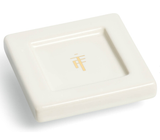 Tea Forte Bone White Tea Tray
