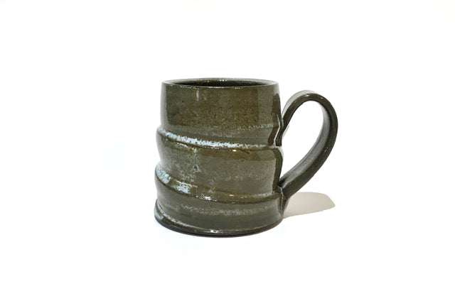 Green Brown Mug