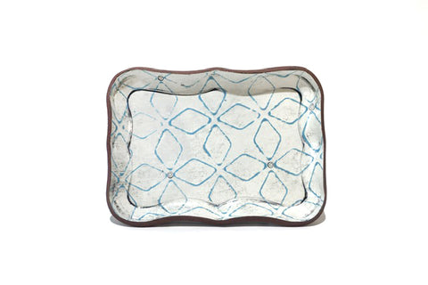 Light Blue Tray