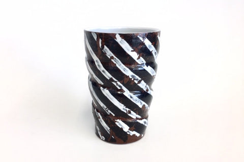 Black and White Tumbler