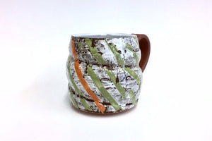 Green Stripe Mug
