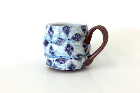 Purple Diamond Mug
