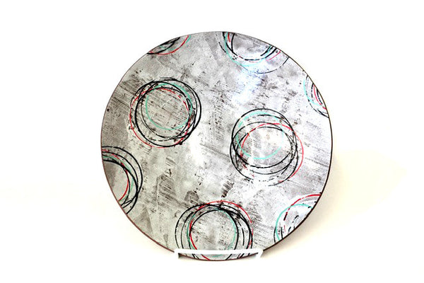 Large Circles Bowl