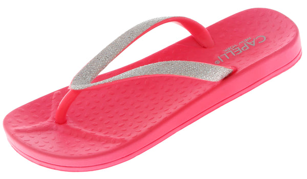Girls Jelly Flip Flop