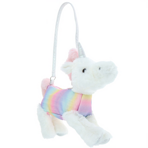 Magical Unicorn Plush Animal Bag