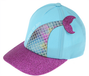 Mermaid Baseball Hat