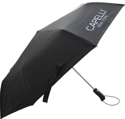 Capelli New York Collapsable Travel Umbrella