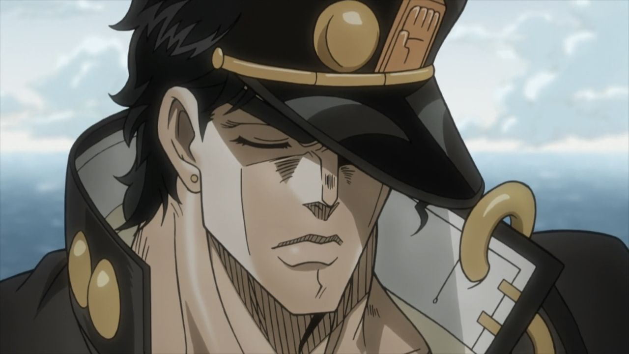 The Mystery of Jotaro's Hat