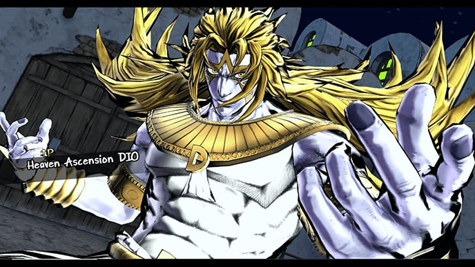 1 Strongest JoJo's Bizarre Adventure Characters - Heaven Ascension Dio