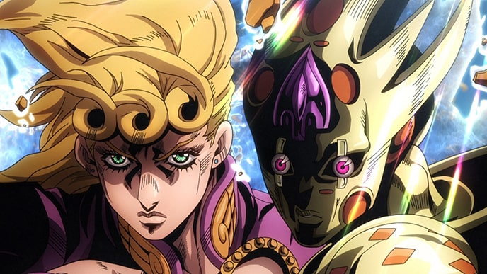2 Strongest JoJo's Bizarre Adventure Characters - Giorno Giovanna with Golf Experience Requiem