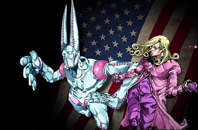 4 Strongest JoJo's Bizarre Adventure Characters - Funny Valentine with Dirty Deeds Done Dirt Cheap