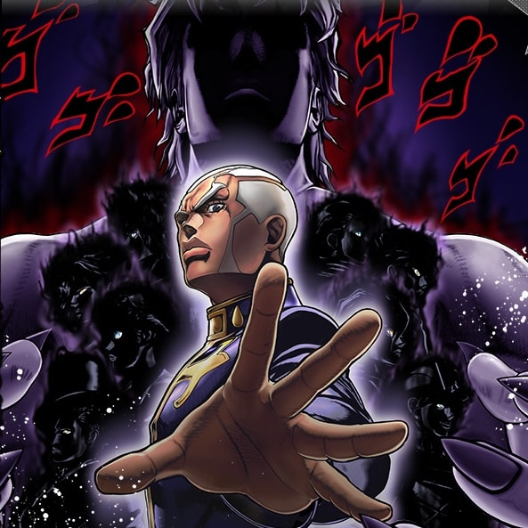 5 Strongest JoJo's Bizarre Adventure Characters - Enrico Pucci with Made in Heaven