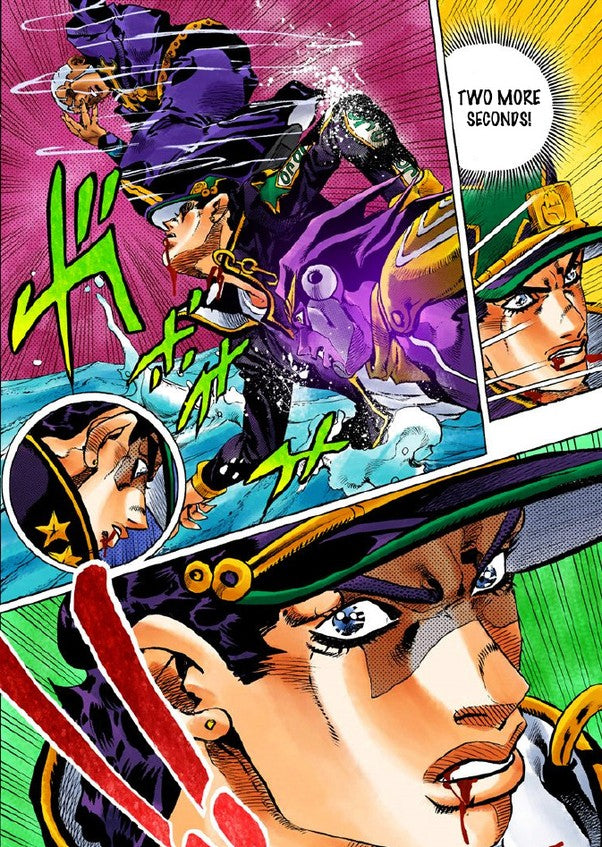 Jolyne The Cause of Many Deaths