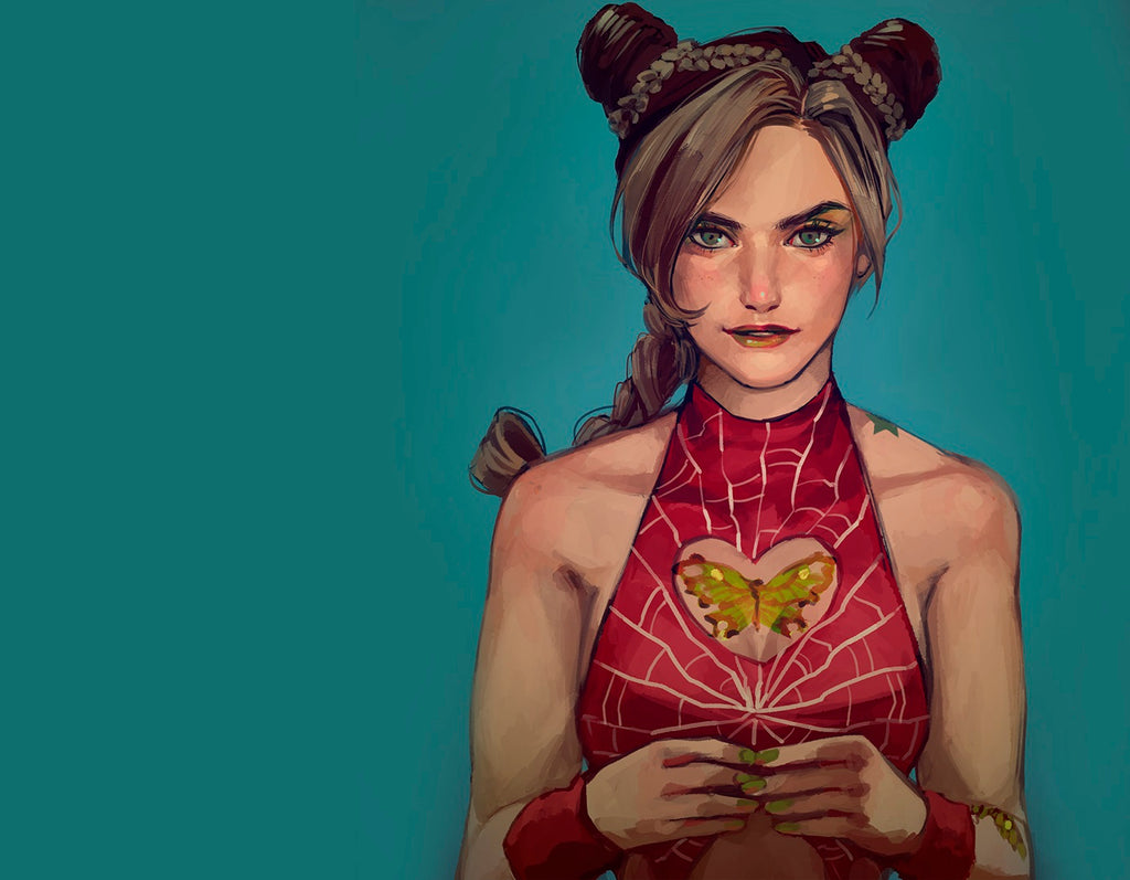 Why Jolyne Had to Be a Woman