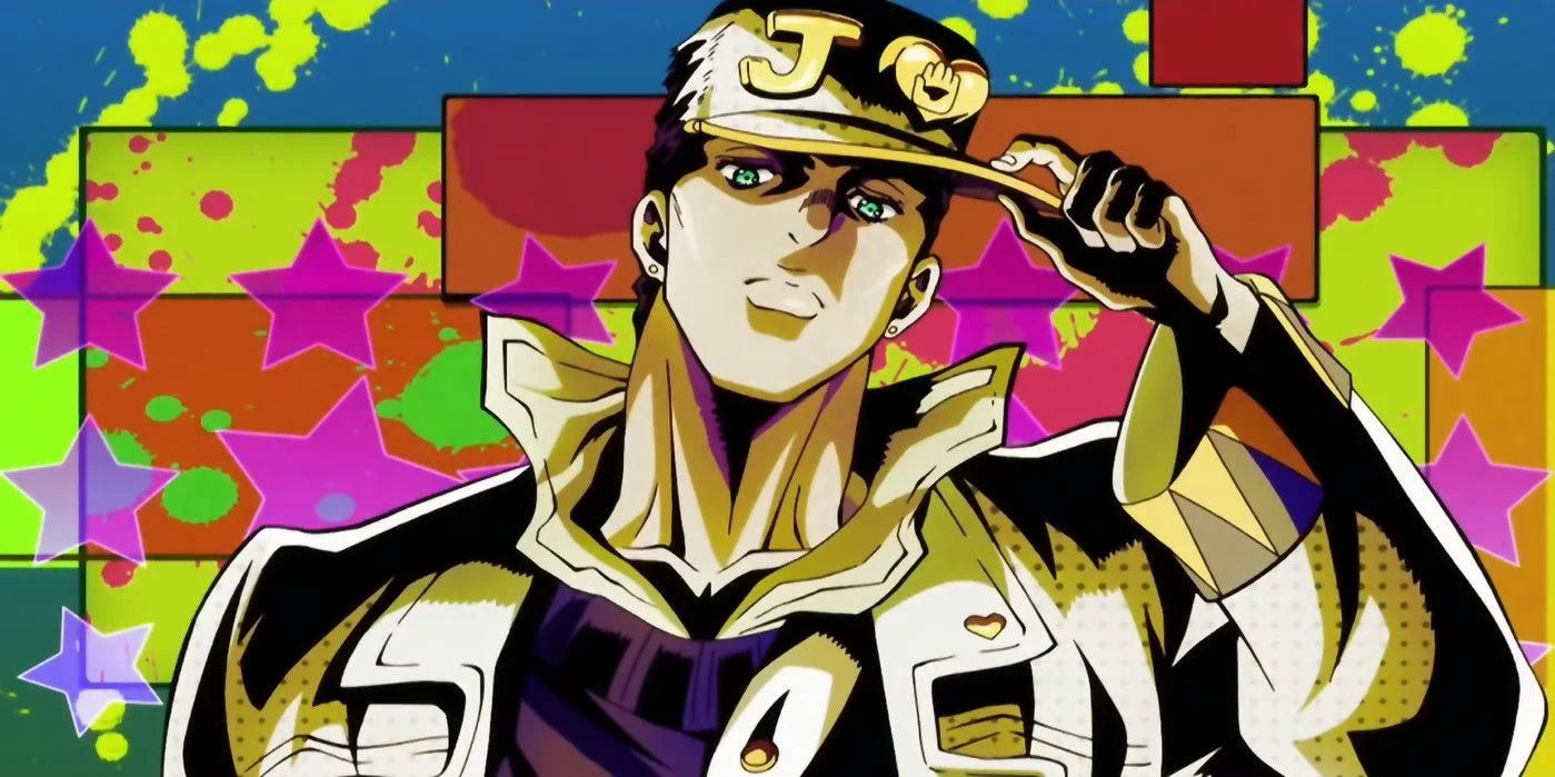 Jotaro Kujo Part 4 Diamond is Unbreakable