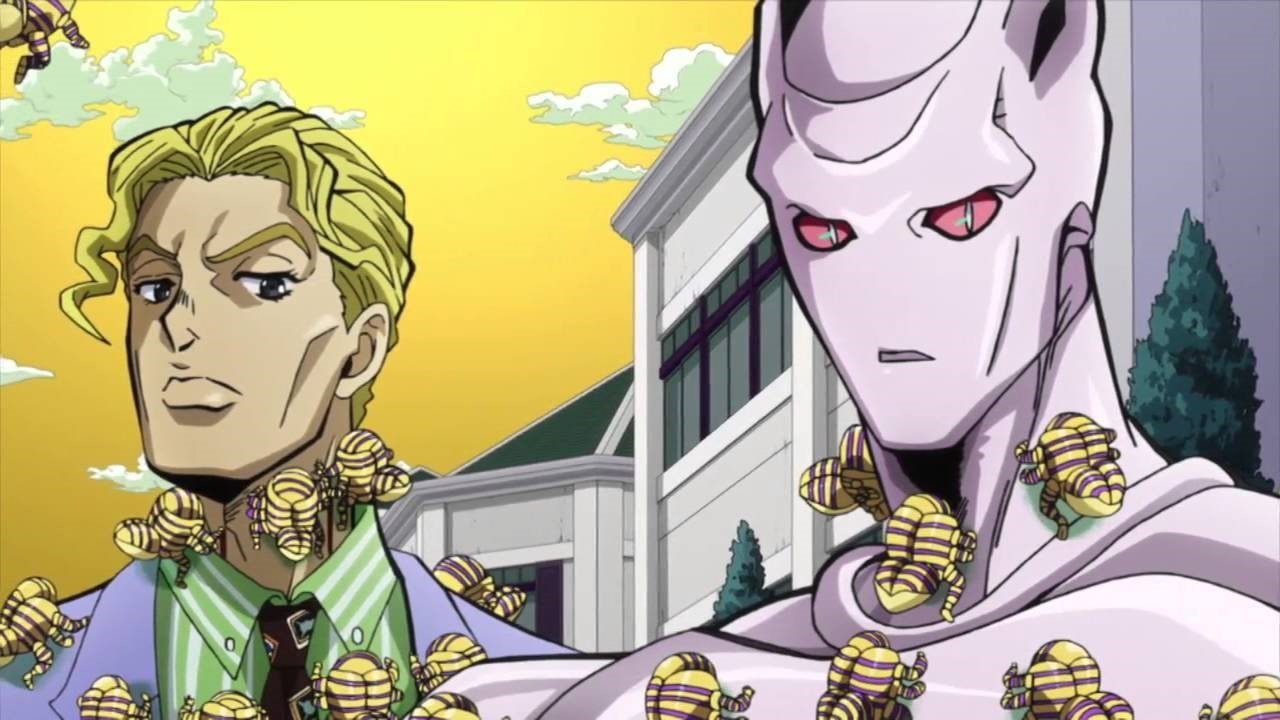 Most Powerful Stands Killer Queen