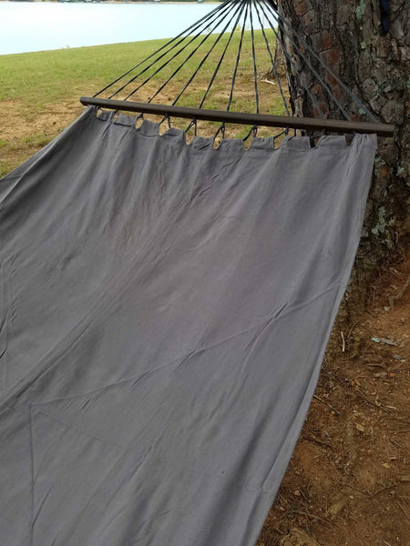 Traditional Hanging Hammock - Stormy Seas - 1
