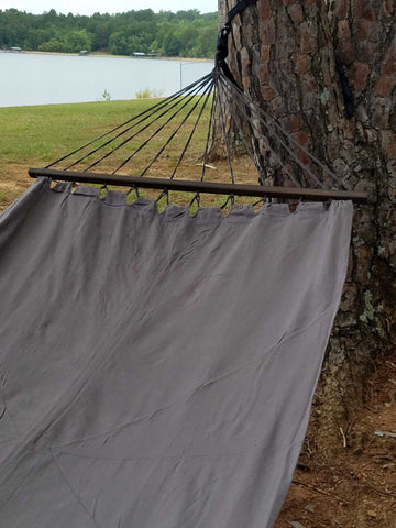 Traditional Hanging Hammock - Stormy Seas - 2