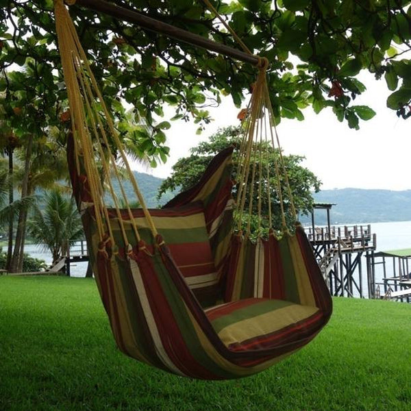 Hanging Hammock Chair - Beachy Keen - 1