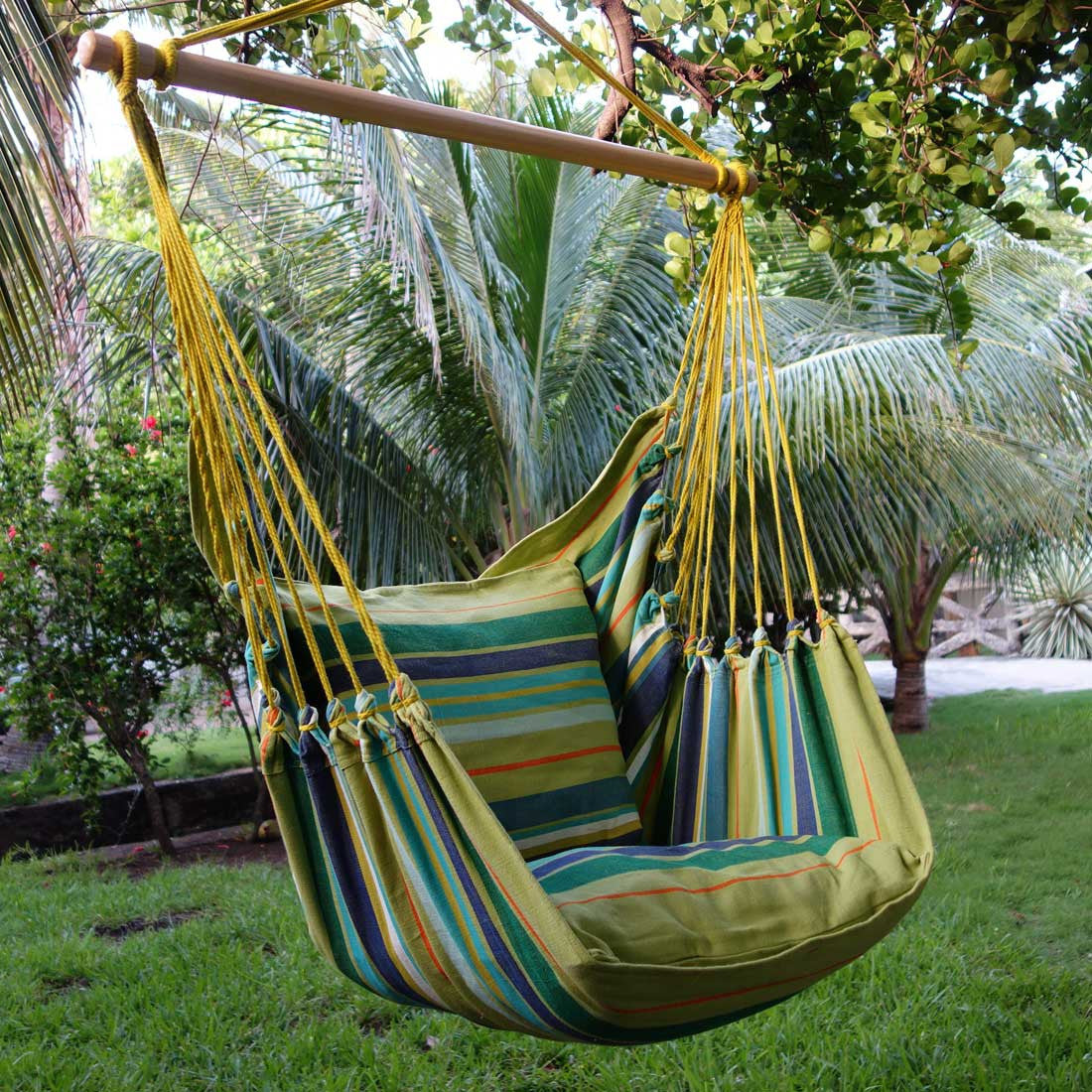 Hanging Hammock Chair - Tranquility - 1