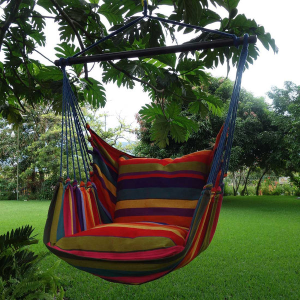 Hanging Hammock Chair - Sail Away - 5