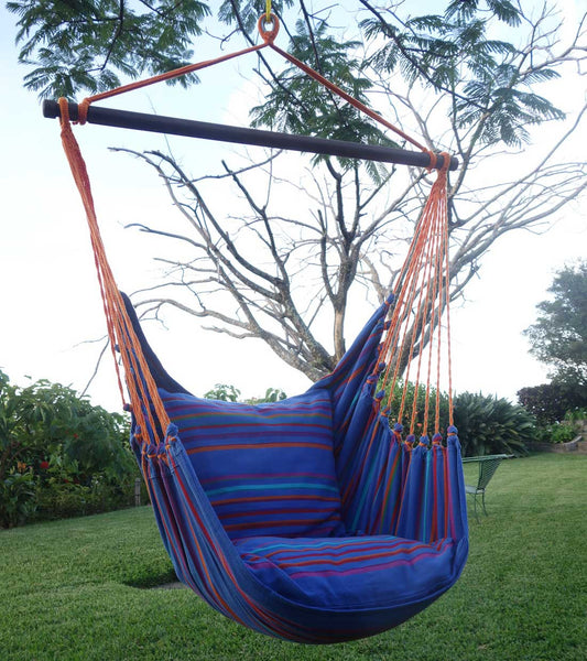 Hanging Hammock Chair -Relaxing Tides