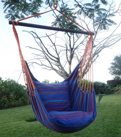 Hanging Hammock Chair -Relaxing Tides - 1