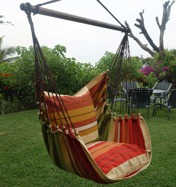 Hanging Hammock Chair - Sea Horse - 2