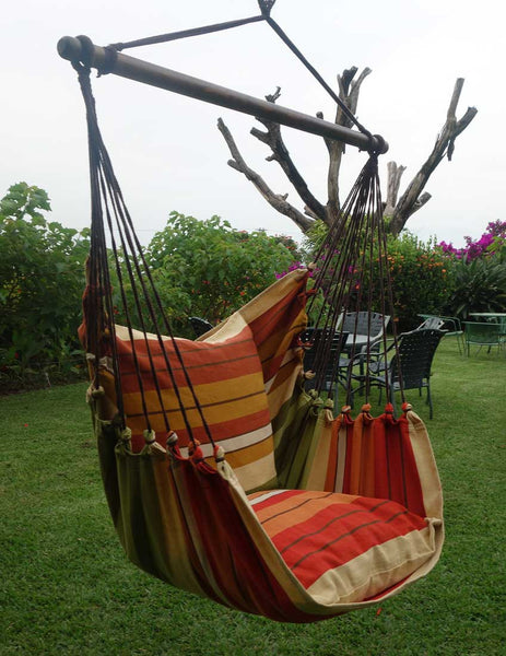 Hanging Hammock Chair - Sea Horse - 3