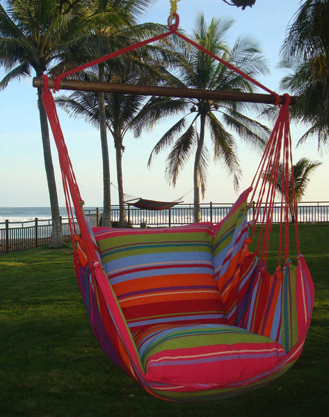 Hanging Hammock Chair - Going Coastal - 2