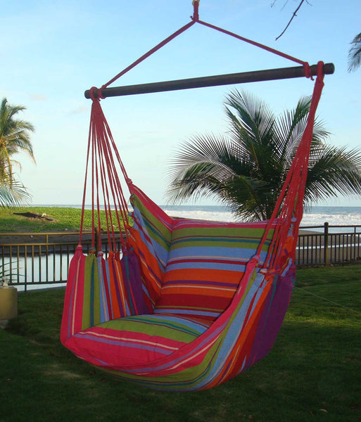 Hanging Hammock Chair - Going Coastal - 3