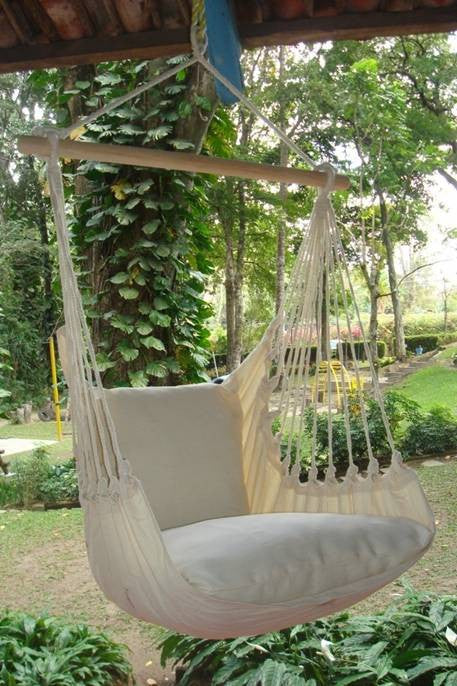 Hanging Hammock Chair - Paradise Point - 1
