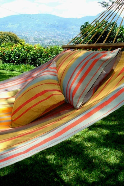 Traditional Hanging Hammock - Summer Salt