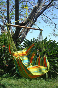 Hanging Hammock Chair - Slo-N-Ez - 1