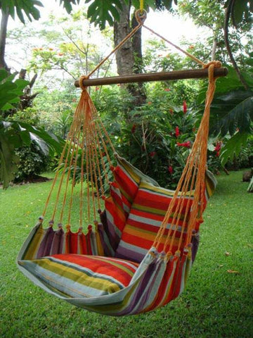 Hanging Hammock Chair - Happy Hours - 1