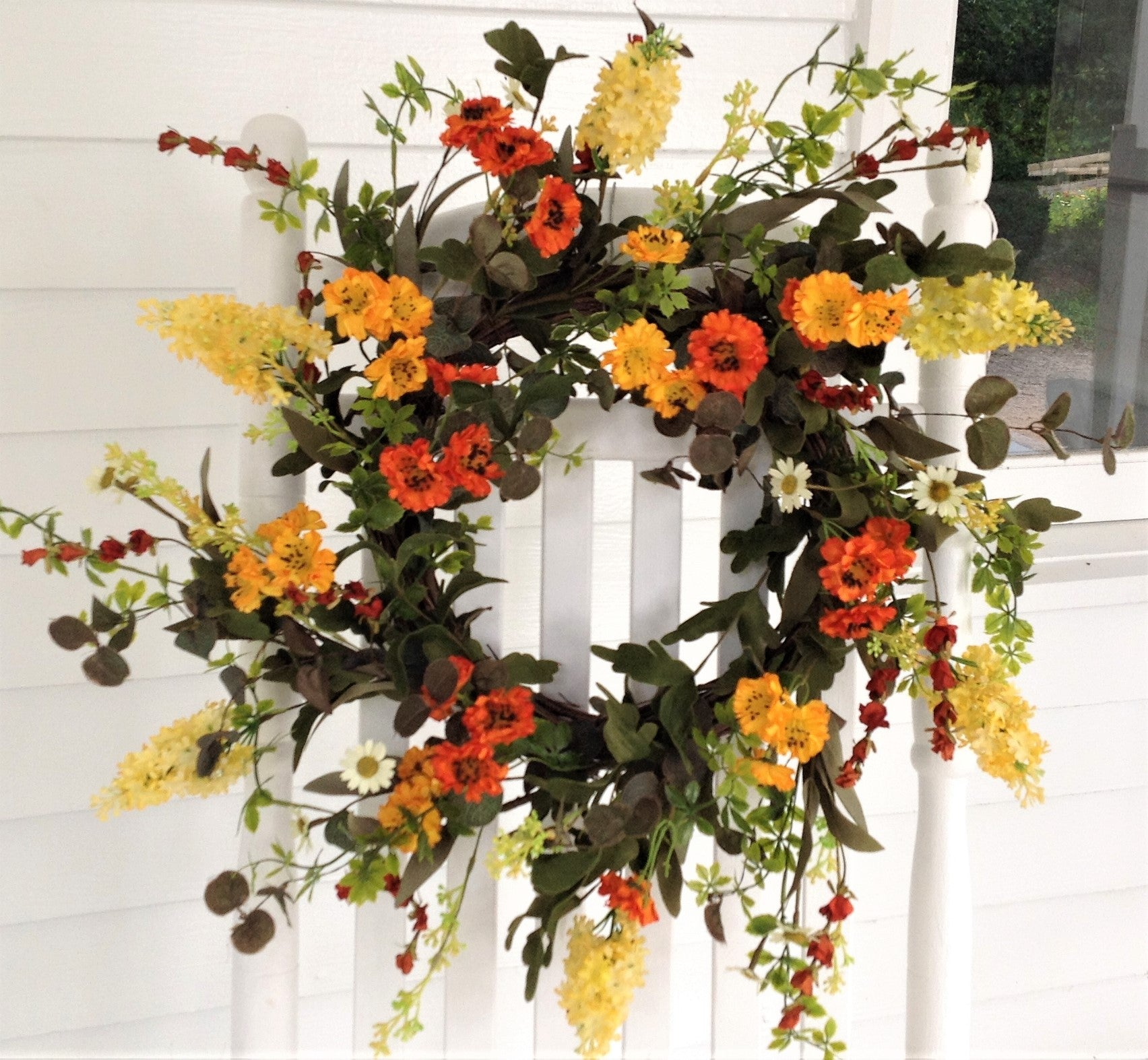 Autumn Fields Wreath