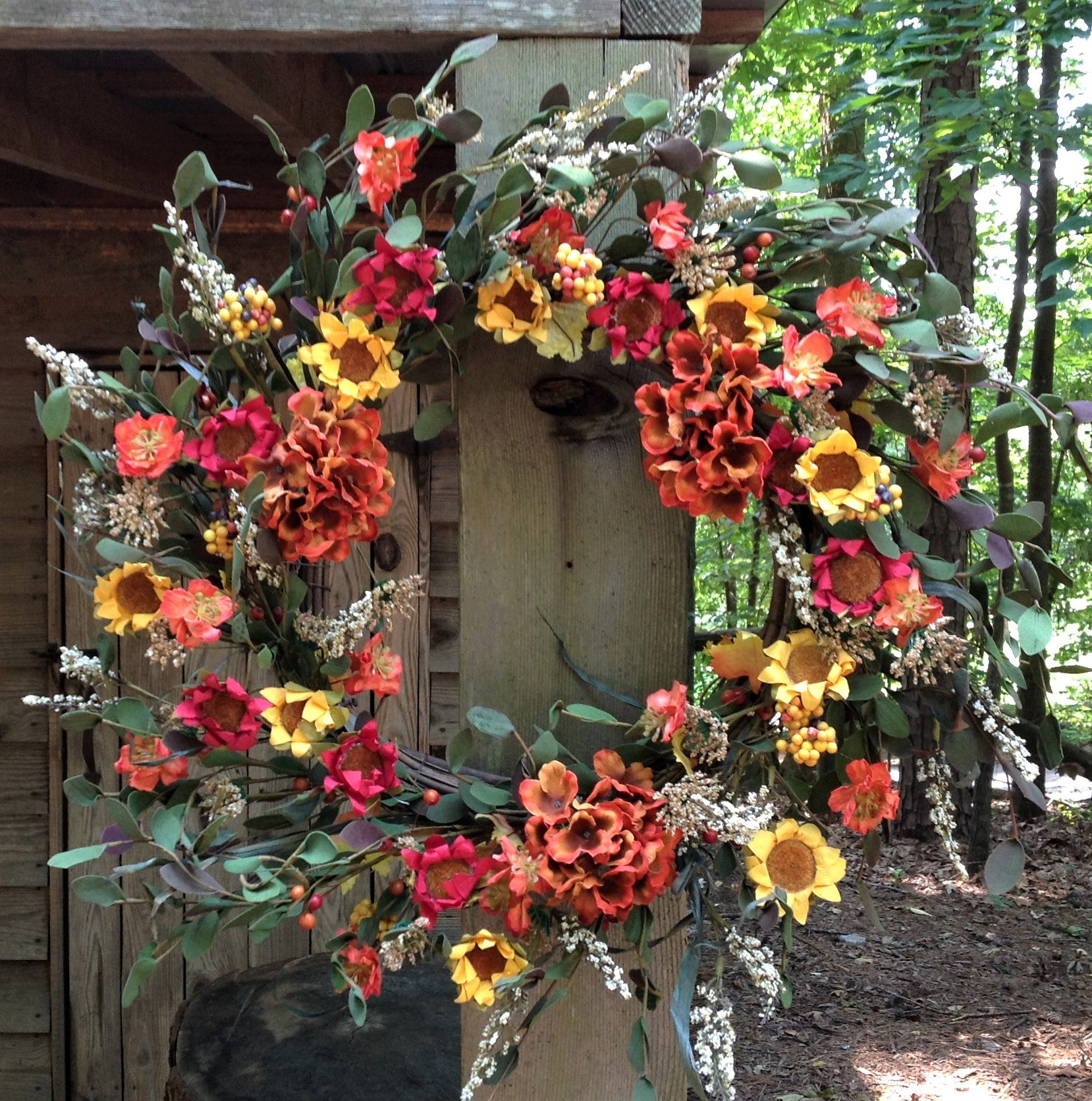 Willow Hill Wreath