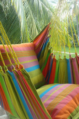 Hanging Hammock Chair - Pure Bliss - 1