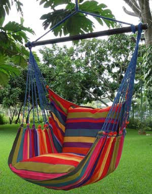 Hanging Hammock Chair - Sail Away - 2