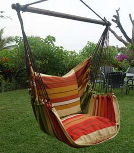 Hanging Hammock Chair - Sea Horse - 1