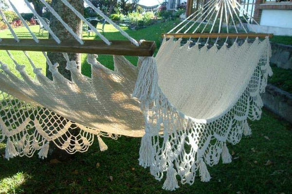Traditional Hanging Hammock - Sunny Side Up - 1